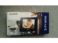 Sony S-Frame unused