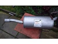 Vauxhaull Astra Exhaust, middle and rear section