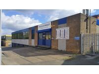 TO LET STORAGE UNITS / SERVICED OFFICE SUITES / RETAIL SPACE / - NEW BASFORD, NOTTINGHAM, NG7 7HS