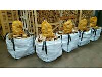 🔥🌳KILN DRIED HARDWOOD LOGS FOR SALE🌳🔥FIREWOOD-NORTH TYNESIDE, NORTHUMBERLAND- FREE KINDLING