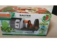 Salter Electric Spiralizer
