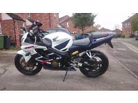 2002 Honda Cbr 600 F Sport F4i - 19 040 Miles. 11 Months MOT.