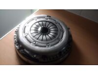ford mondeo mk4 1.8 tdci complete clutch kit (sachs) 125 bhp 6 speed 07 / 14