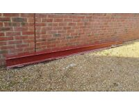 Steel lintel/RSJ - excellent condition