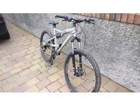 RockRider 6.3 Full Suspension (120mm) Mountain Bike 26 Inch