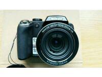 Nikon Coolpix P80 digital camera, repair or spares