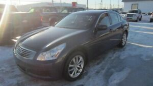 2009 Infiniti Berline G37 Luxury X AWD  financement maison
