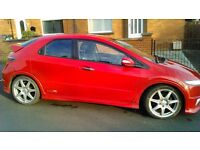 low mileage diesel civic in good condition 2.2 with trims, drives really well.