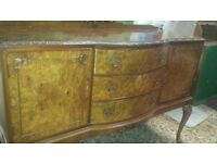 N H Chapman & Co Siesta Sideboard with Walnut finish