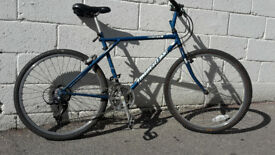 "Green GT Timberline Retro Mountain Bike / Commuting Bike - Fully Serviced - 20"" Large"