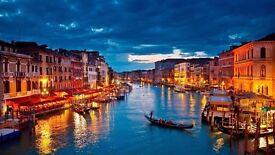 Italian Tuition, Conversation, Grammar (all levels), GCSE preparation