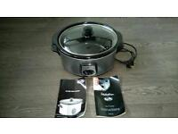 Breville Slow Cooker 3.5L - never been used!