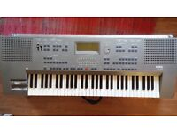 KORG iS40 keyboard/workstation with stand