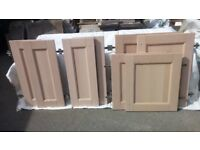 Kitchen Cabinet Doors - shaker style - solid wood - FREE