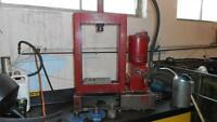 SUNNEN HYDRAULIC PRESS BP-10 10 TONS