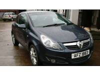 Vauxhall corsa sxi for sale