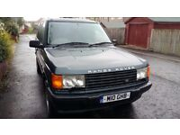 p38 range rover 2.5 td bmw engined manual 1994 reg