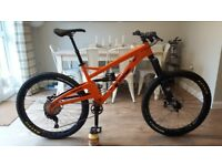 Orange Alpine 6 (2017) All Mountain Bike