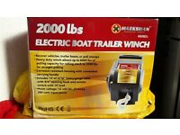 Car or boat winch only used 2 times