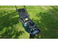 Hayter Self propelled petrol lawnmower