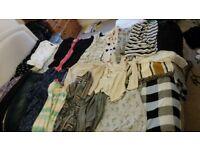 size 10 bundle clothes