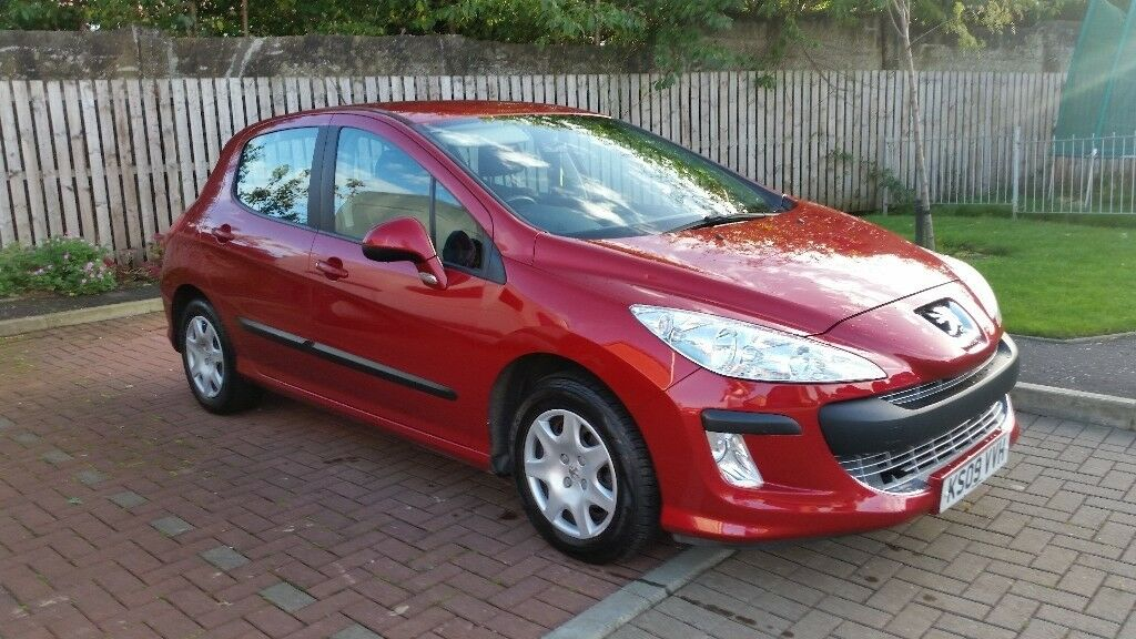 2009 peugeot 308, 1.4 litre, long mot and low miles, 1250 may swap p/x why