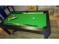 6x3 pool table
