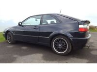 ** IMMACULATE CLASSIC CAR ** 1992 VOLKSWAGEN VW CORRADO 2.0 16V - VW GOLF - STARTS & DRIVES WELL
