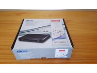 Dion Freeview Digital TV Receiver. Used several times
