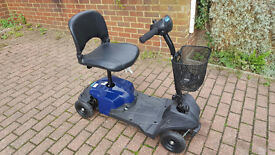 NEW CareCo AirLite Travel Car Boot Mobility Scooter EX DISPLAY