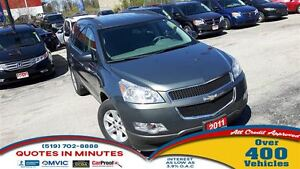 2011 Chevrolet Traverse 1LS | CLEAN | MUST SEE
