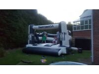 Bouncy Castle & Hot tub hire £150 all day Saturday and Sunday