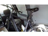 Trek 7200 hybrid bike aluminium frame
