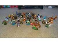 Skylander toys for PlayStation