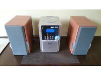 Hitachi Living Systems - Hifi/Stereo system, DAB.