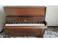 Hertman Upright Piano - good working condition