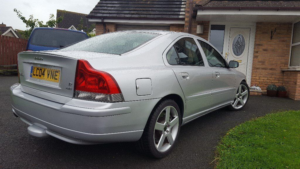 2004 volvo s60 r only miles possible the only 1 in n ireland 300bhp not m3 m5. Black Bedroom Furniture Sets. Home Design Ideas