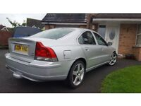 2004 VOLVO S60 R .only 88.000 miles, .possible the only 1 in N.Ireland....300bhp . .NOT M3 M5