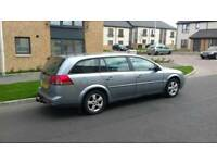 2004 Vauxhall Vectra Estate 1.8 Very Low Mileage 68k clean car