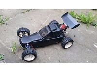 FG Marder RC Car