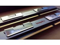 Hynix 2 x 4gb DDR3 Memory