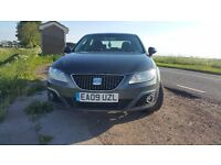 SEAT EXEO 2.0 SE CR TDI 5D 141BHP DIESEL clone of AUDI A4 SWAP P/X price reduced