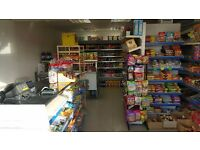 COMMERCIAL LEASE IN CHINGFORD with A1 SHOP, 2 FLATS & LARGE GARDEN + GARAGE! EXCELLENT INVESTMENT!