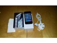 Iphone 4 Black 16gb Boxed