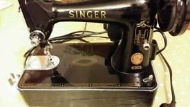 Singer Semi Industrial Electric Sewing Machine