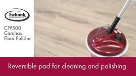 ewbank cordless floor polisher cfp500