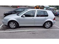 VW Golf GT TDI 2003 130 Low Miles/Full Service History/Very Good Condition