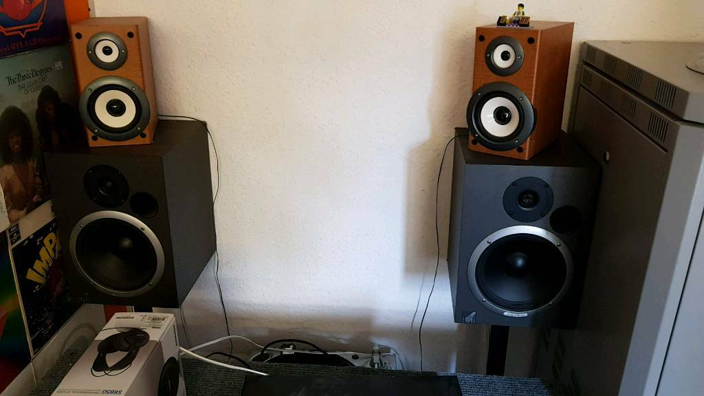 Event 20/20 Studio Monitors