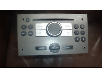 vauxhall cd player out of 2007 no code required