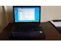"Vaio VPCCW1S1E laptop: 14"" screen, 4GB memory, 320GB drive"